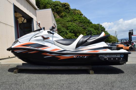 カワサキ 2014 ULTRA 310LX
