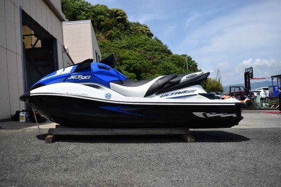 カワサキ 2007 ULTRA LX