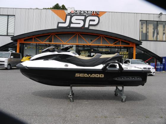 SEA-DOO 2013 GTX155