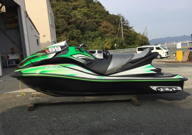 カワサキ 2015 ULTRA LX
