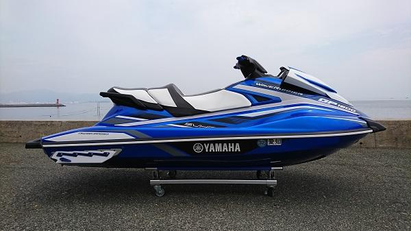 ヤマハ 2017 GP1800